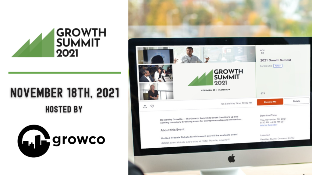 Growth Summit Conference Ticket Site